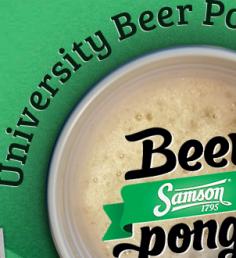 Samson Beer Pong